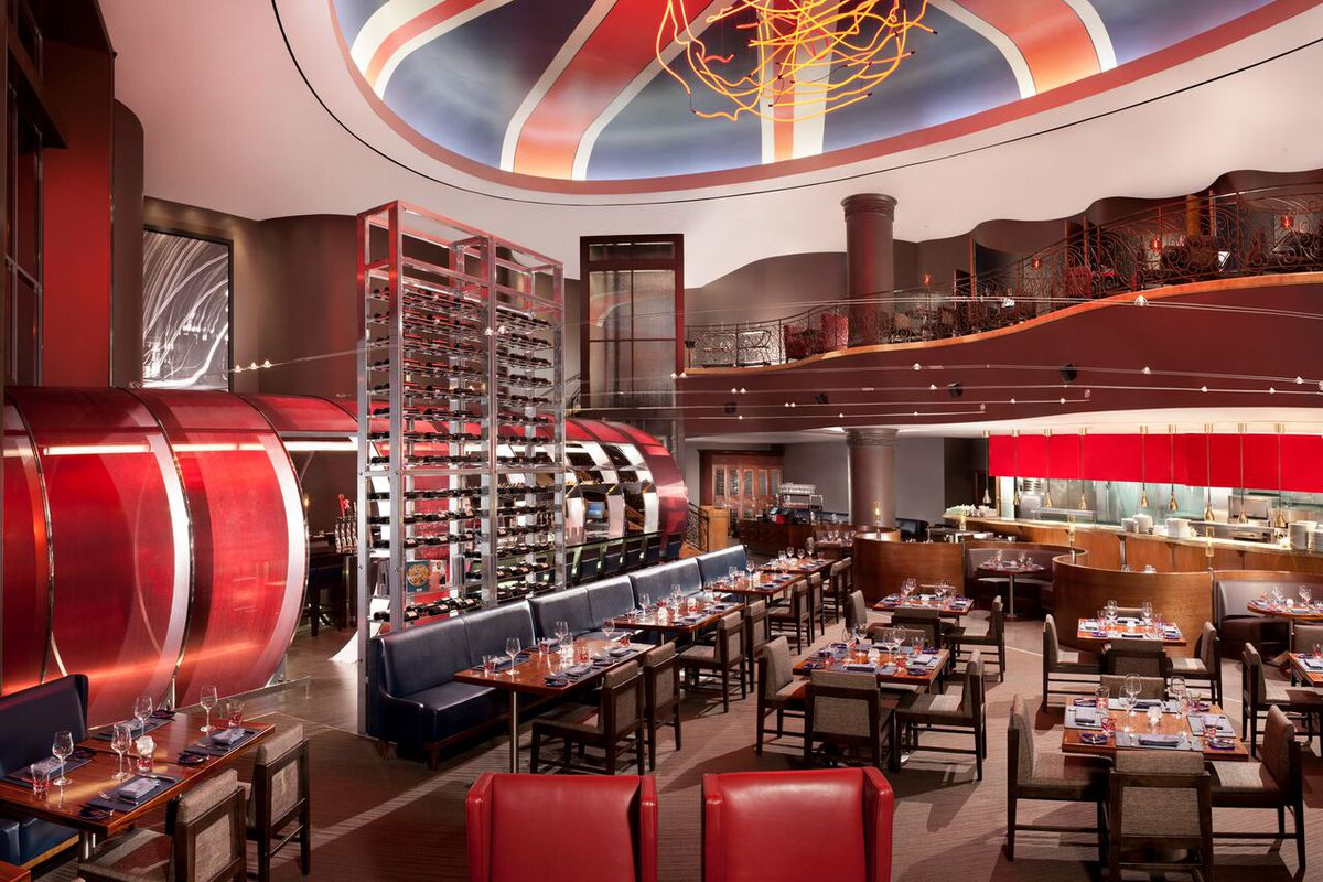 vegas hotels with kitchen duck egg blue wall tiles gordon ramsay steak landing in baltimore later this year