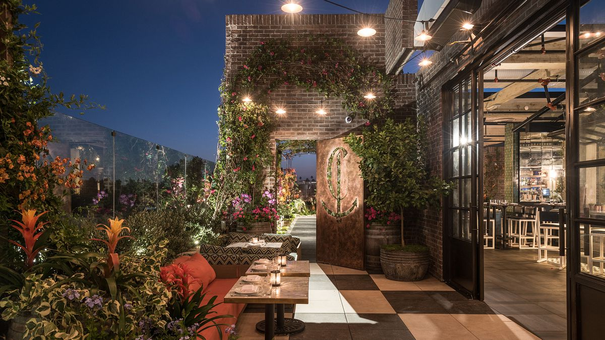 Catch Is the Coolest Damn Rooftop in West Hollywood  Eater LA
