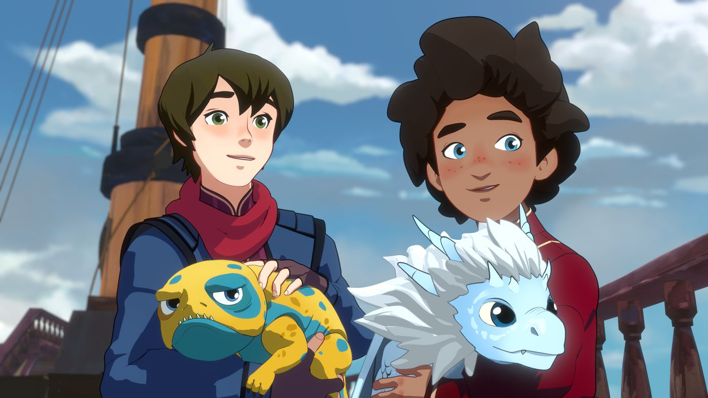 netflix s dragon prince
