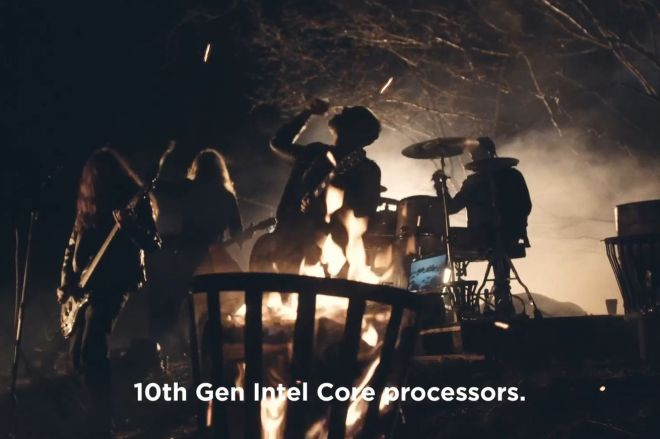 10thgen.0 We gave this laptop a 7, then a Swedish metal band turned it up to 11 | The Verge