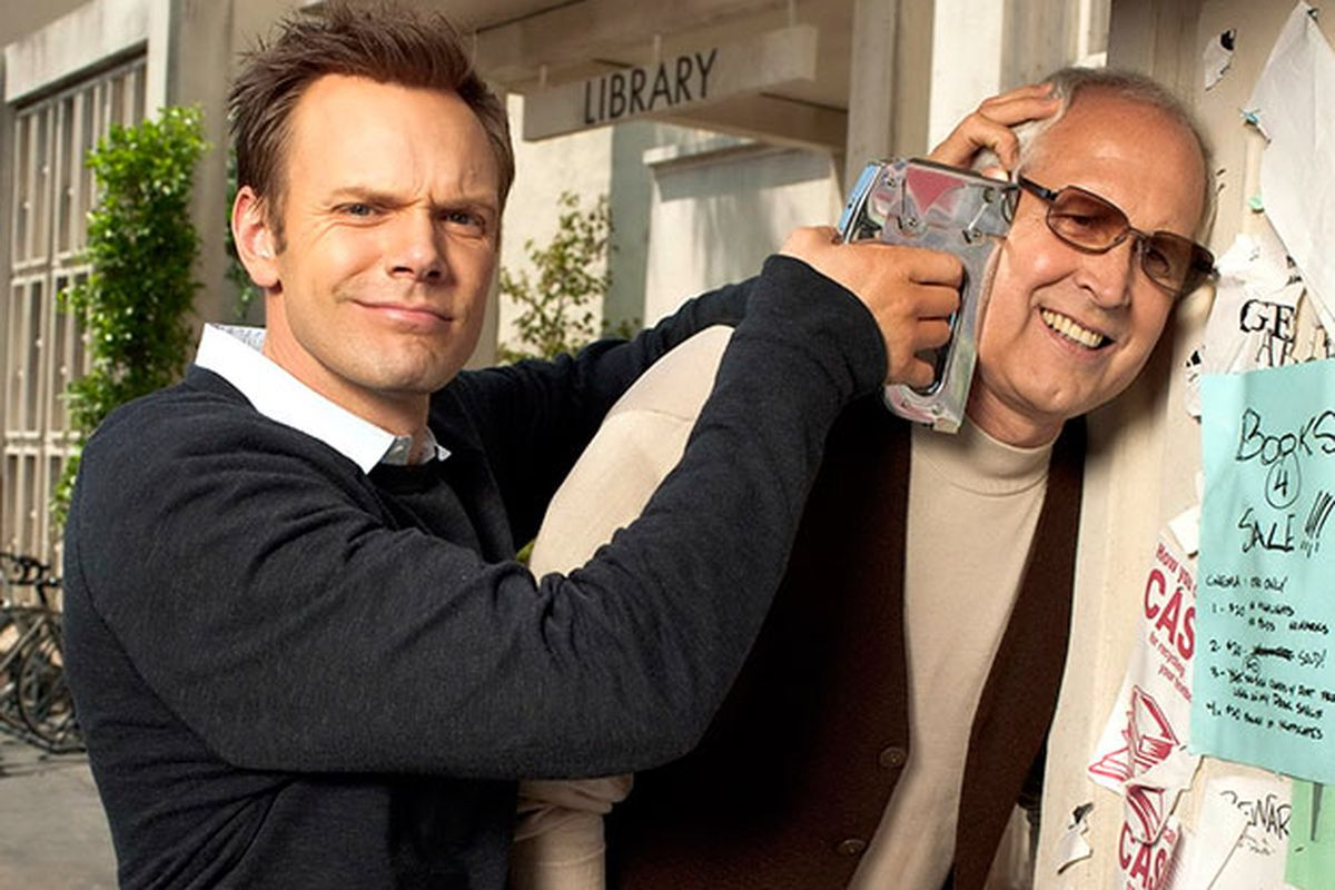 Joel McHale To Play Chevy Chase In National Lampoon Origin