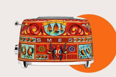 Smeg s Dolce & Gabbana Collection Is the Stuff of Kitchen Fantasies Eater