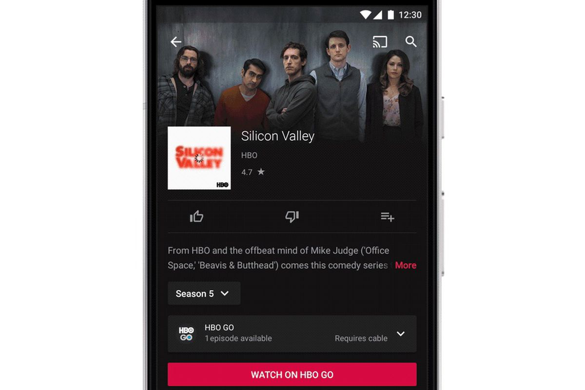 Google's Play Movies app for Android now shows where you can stream everything - The Verge