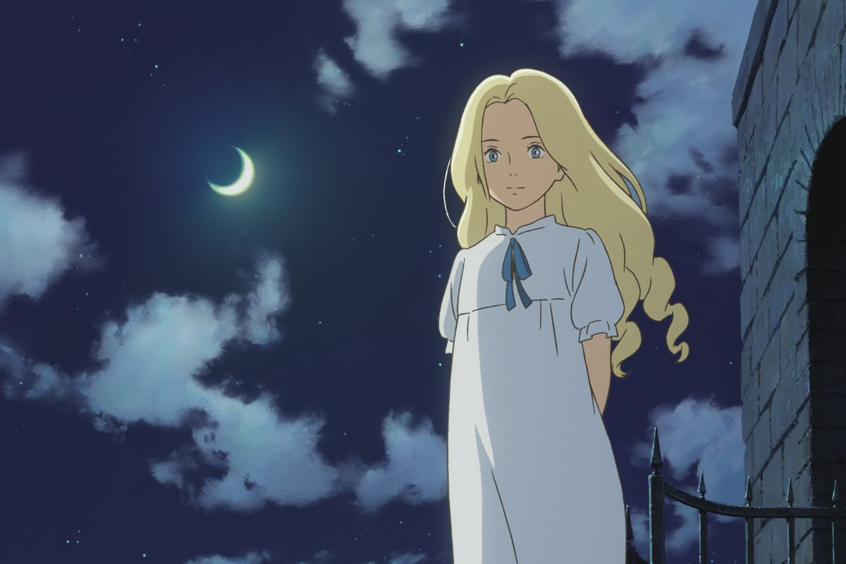 Arrow Girl Anime Wallpaper Studio Ghibli Producer S Sexist Stance On Directors Is