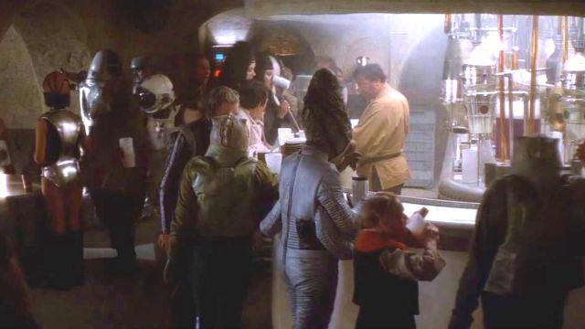 Mos Eisley Cantina Bar Star Wars