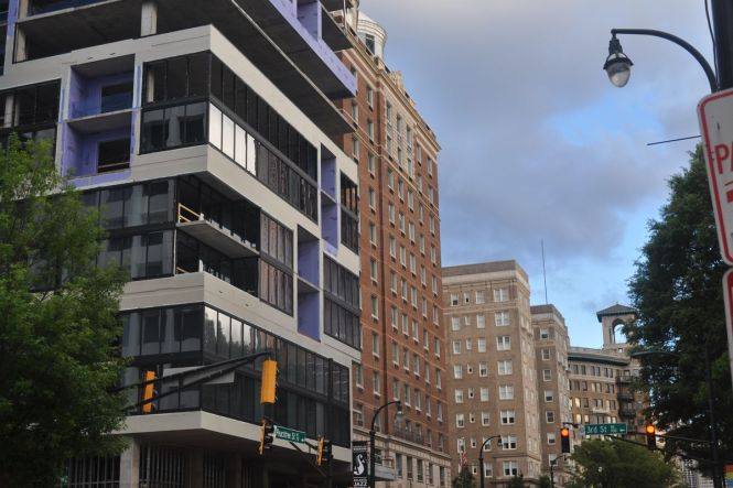 Photos In Midtown Lilli Is Growing Up On Peachtree Street