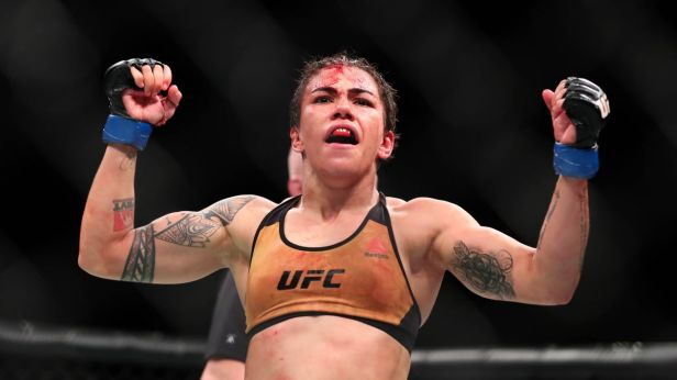 Farmed and Dangerous: Jessica Andrade's unlikely quest for UFC gold - MMA  Fighting