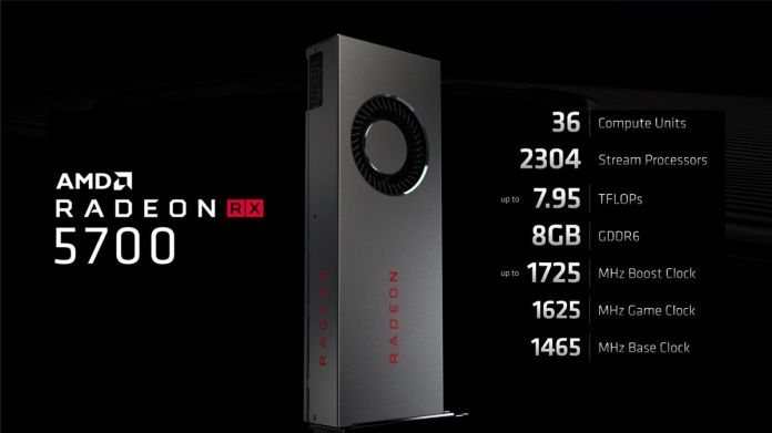 AMD's Radeon 5700 XT needs to place a dent on the planet just like the dent in its chassis 1