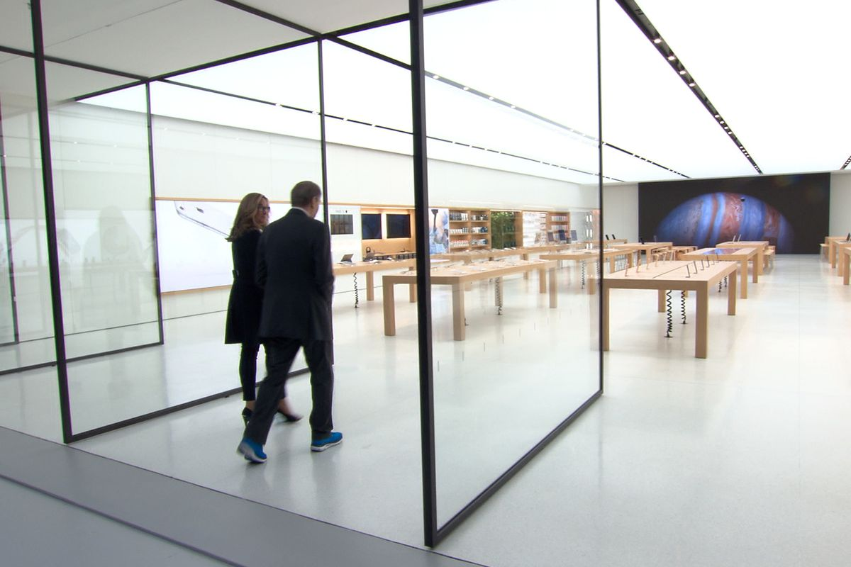 60 Minutes Goes Inside Apple Hq For A Peek At The Apple