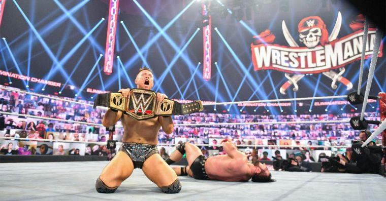 The Miz is a weaker WWE champion than Jinder Mahal