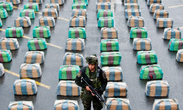 colombia war on drugs