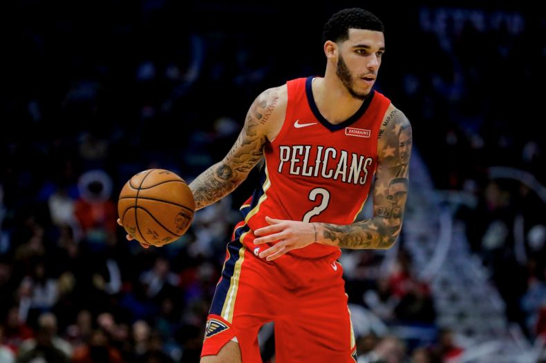 Lonzo Ball, Brandon Ingram injury updates: Pelicans PG questionable, SF probable Saturday vs. the Heat - DraftKings Nation