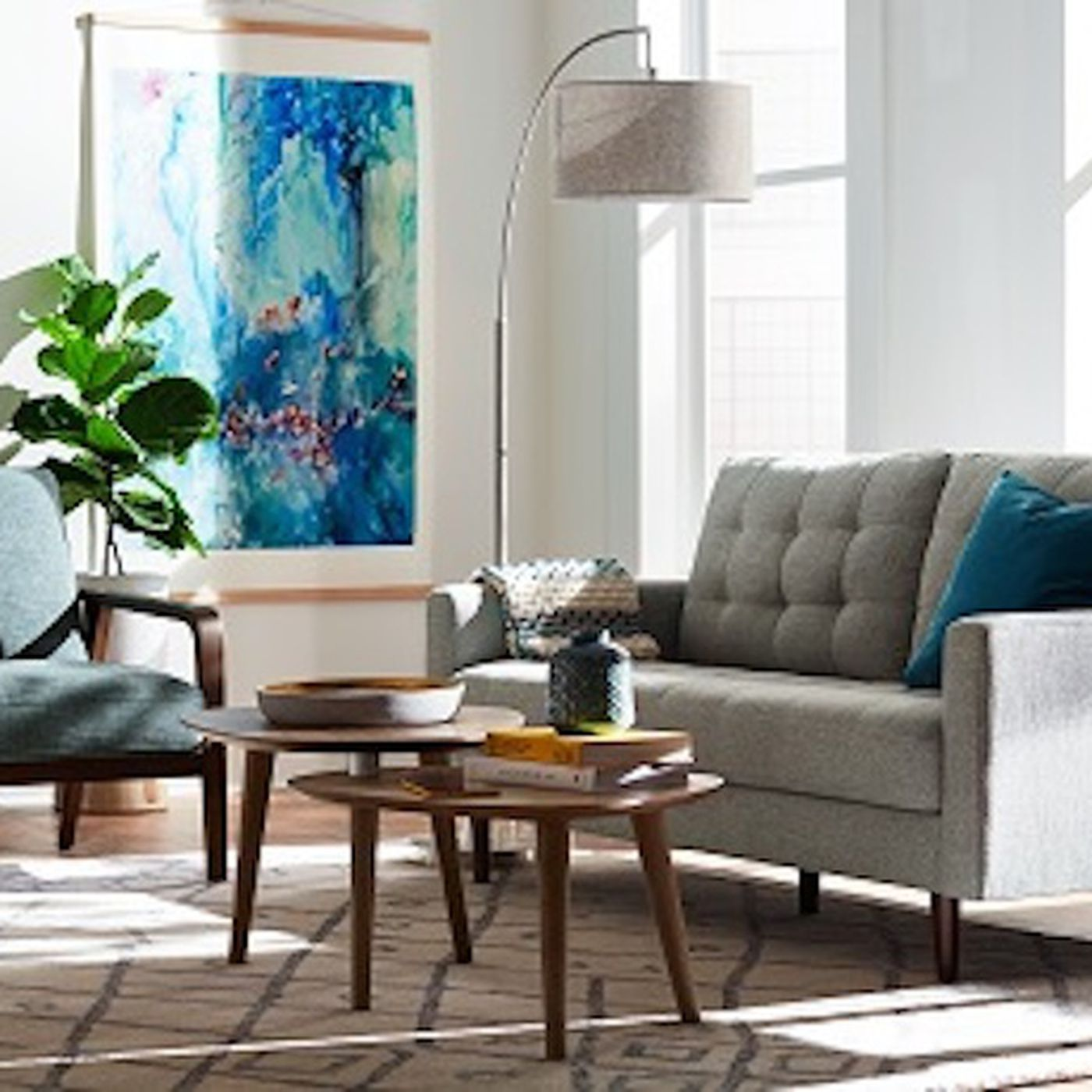 amazon com living room furniture best paint color for with burgundy launches two brands of its own curbed