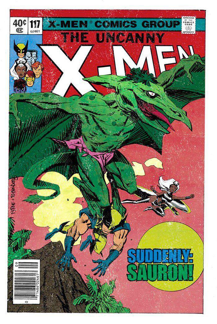 The story behind the custom XMen comics in Logan  The Verge
