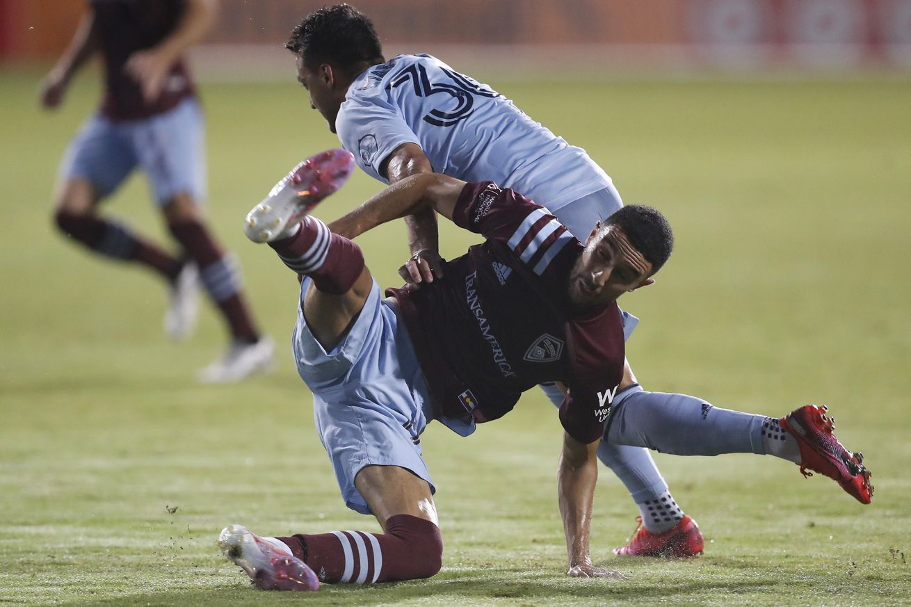 Sporting Kansas City v Colorado Rapids - MLS Is Back Tournament