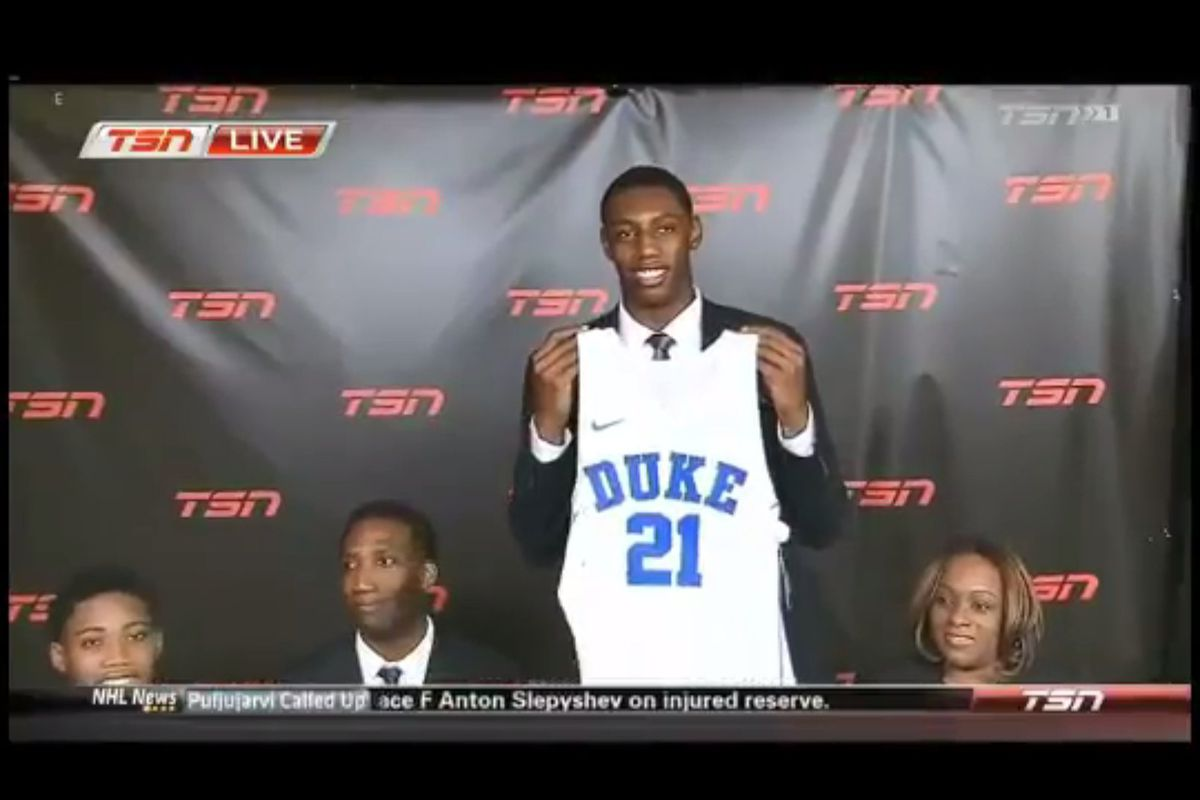 RJ Barrett The No 1 Basketball Recruit In The World