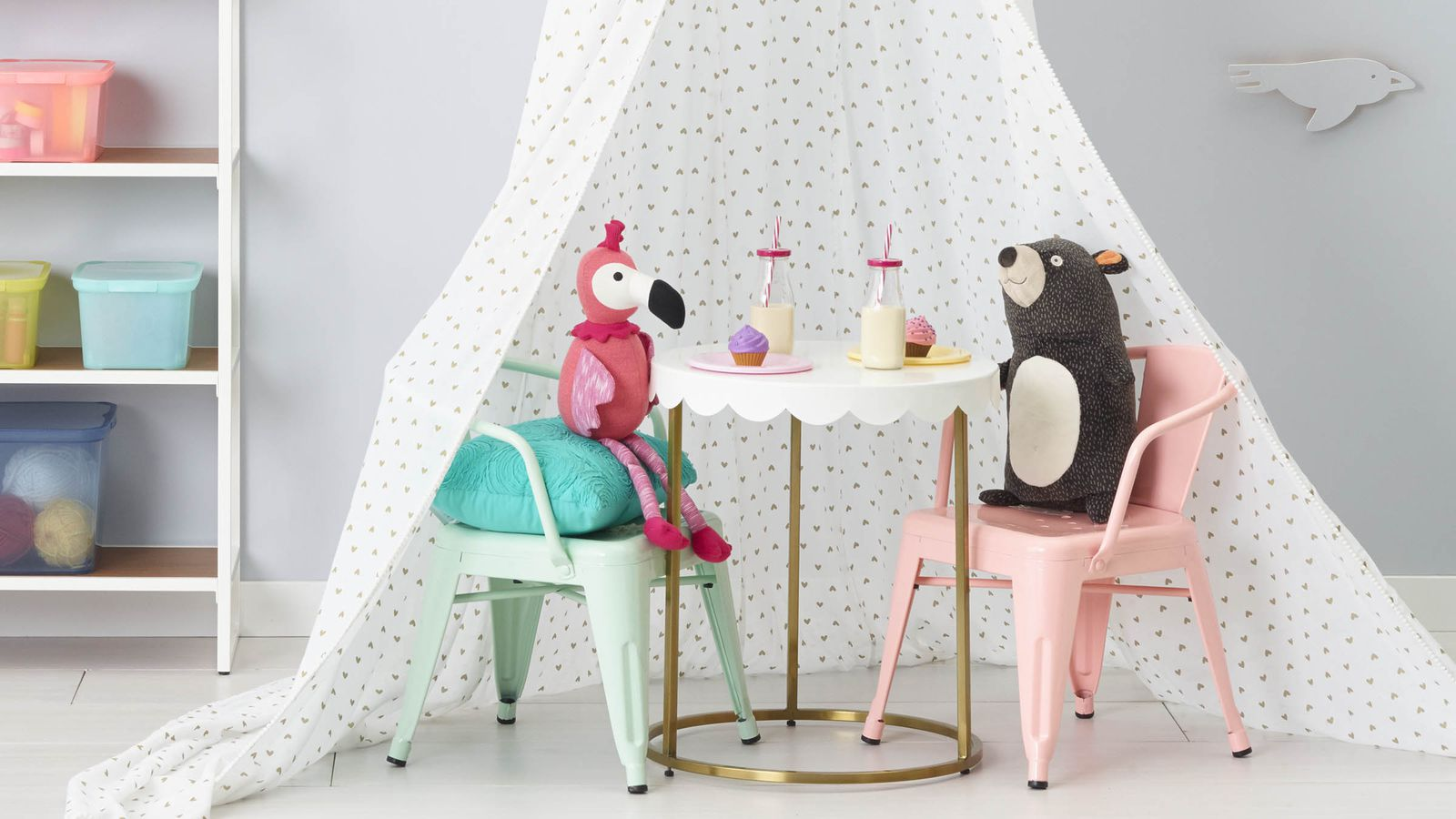 target pillowfort chair how to make sashes launches gender neutral kids furniture collection