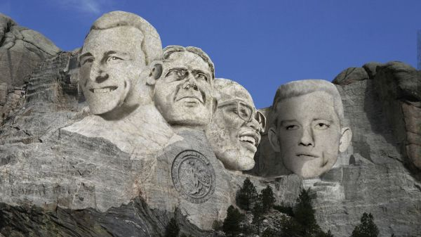 Aggie Mount Rushmore Complete - Good Bull Hunting