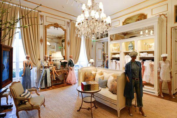 Ralph Lauren' Home Include Fancy Props