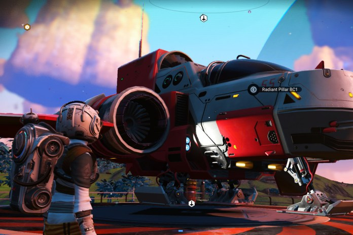 No Man S Sky Guide Make Starship Launch Fuel For Your Launch Thrusters Polygon