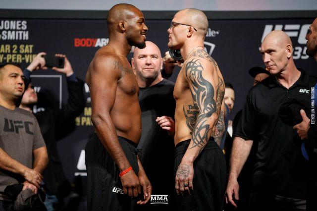 UFC 235: Jones vs. Smith live এর ছবির ফলাফল