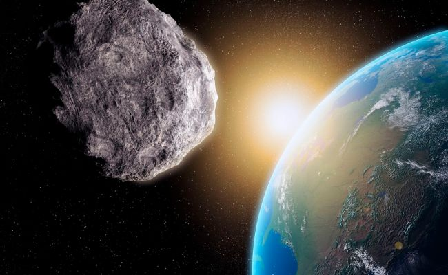 A City Killing Asteroid Just Zipped By Earth Why Didn T
