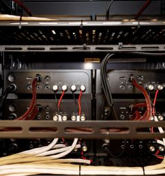 wiring for amplifier receiver audio home [ 1400 x 933 Pixel ]