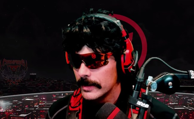 Dr Disrespect Was Banned From E3 For Streaming Inside A