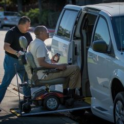 Wheelchair Uber Chair Riser Stand Easy Can Offer Improved Service To Riders In Wheelchairs