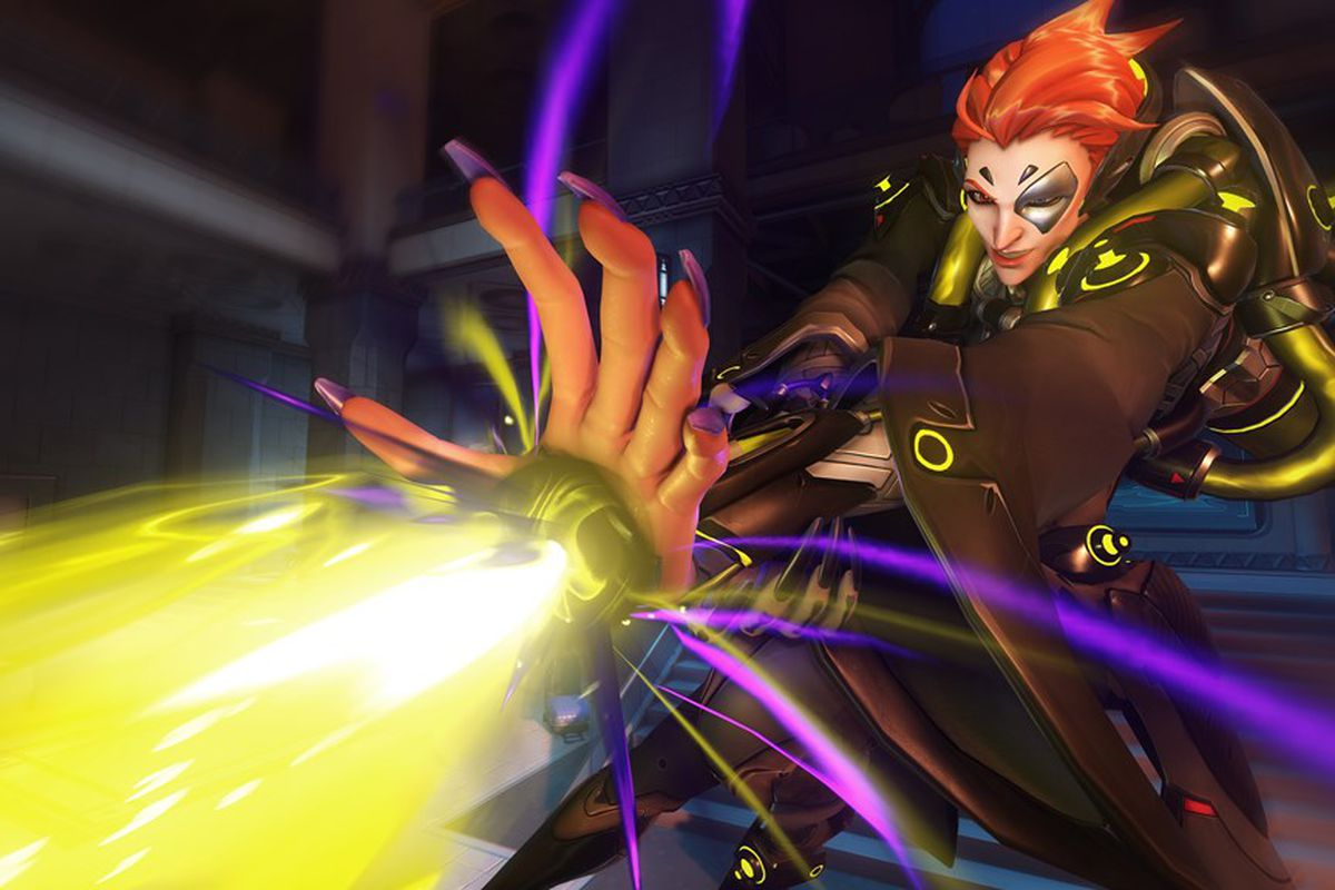 Moira Is Live With Overwatchs Nov 16 Patch Heroes Never Die