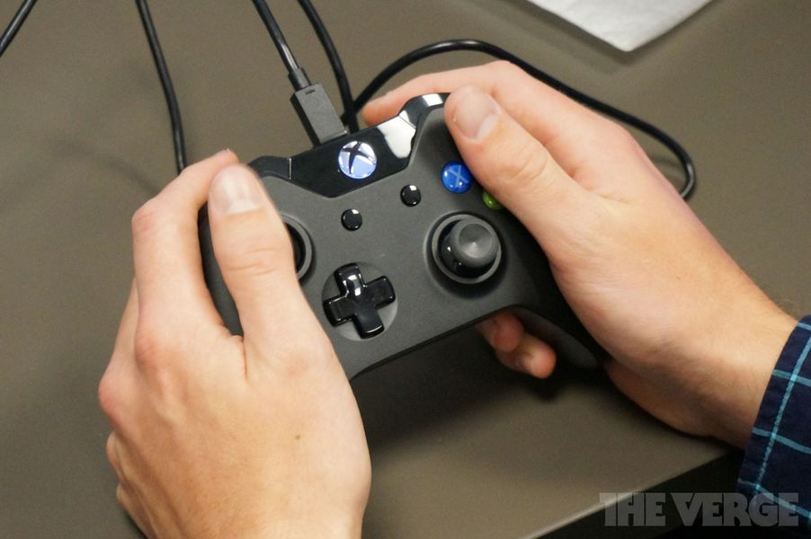 Image result for XBOX ONE CONTROLLER IN HAND
