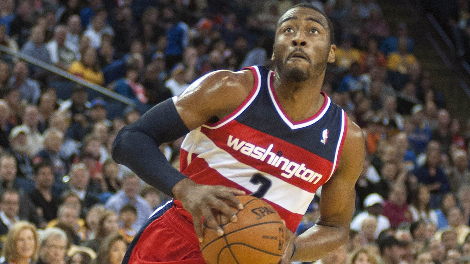John Wall. Wizards agree to 5-year maximum contract extension - Bullets Forever