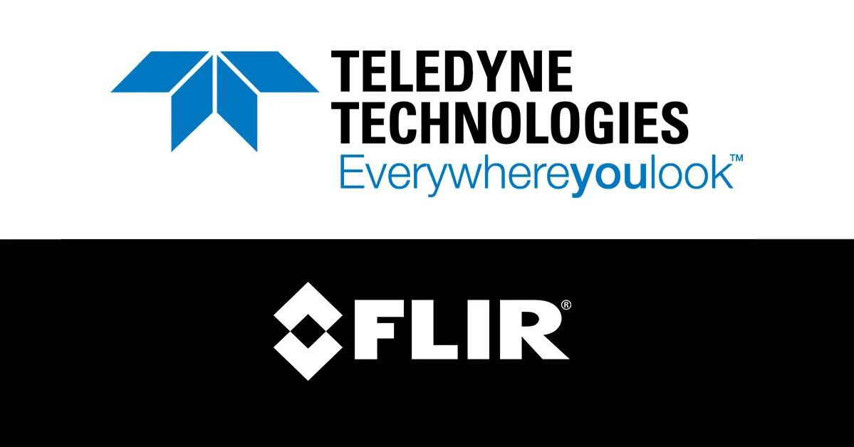 Teledyne is buying FLIR to create a super-sized sensor shop with thermal and laser vision