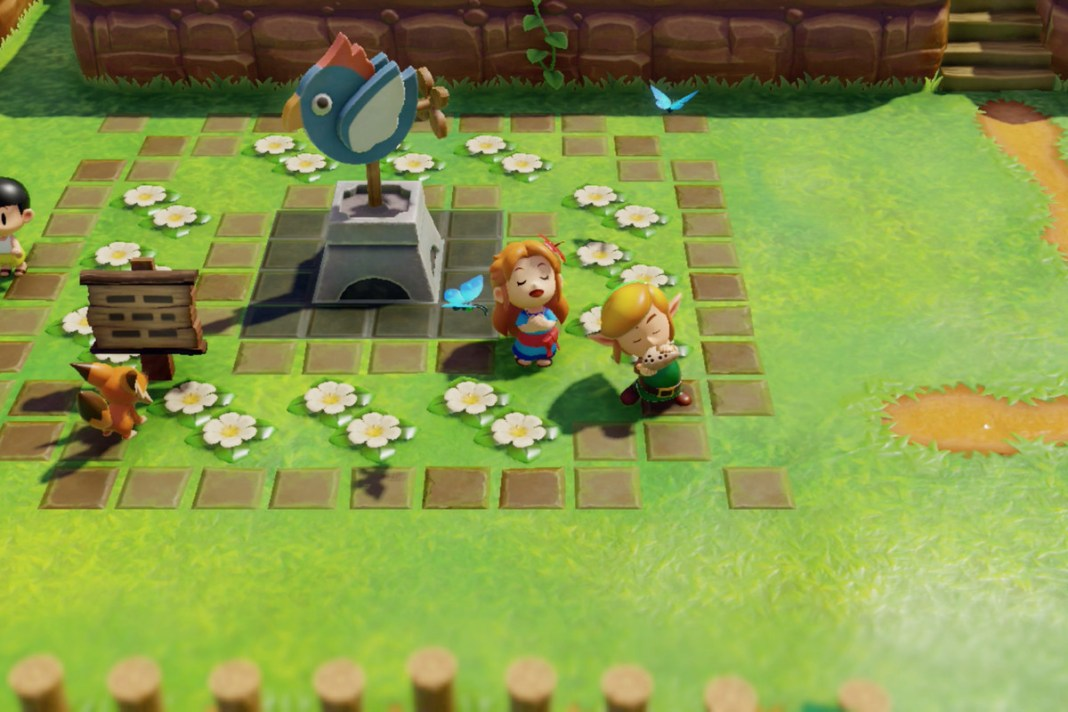 Image result for link's awakening switch ocarina