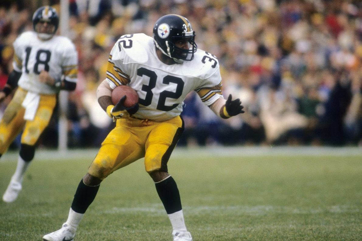 Jim Brown was to be the warrior, but Franco Harris is the better man -  Behind the Steel Curtain