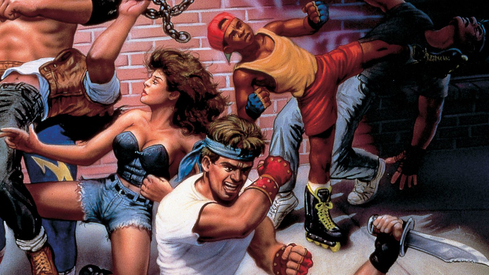 Gaming Wallpapers Hd Streets Of Rage 2 Soundtrack Coming To Vinyl Polygon