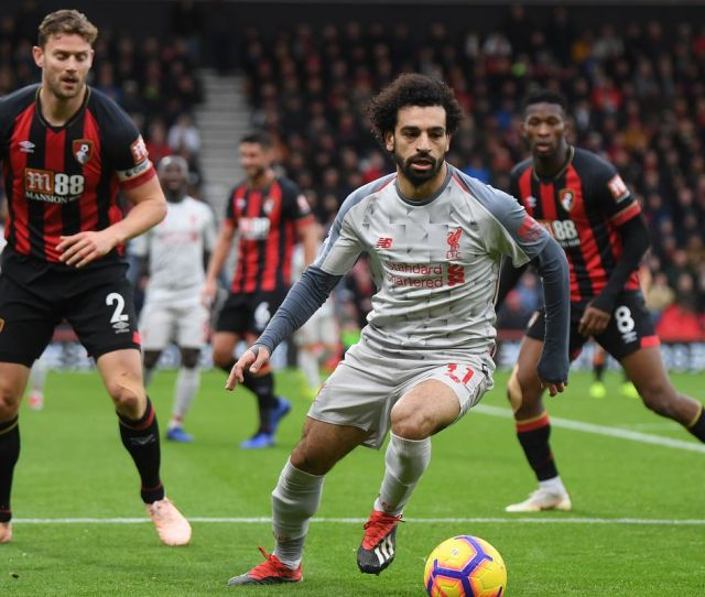 Liverpool Vs Bournemouth Live Updates Lineups Tv Listings Match