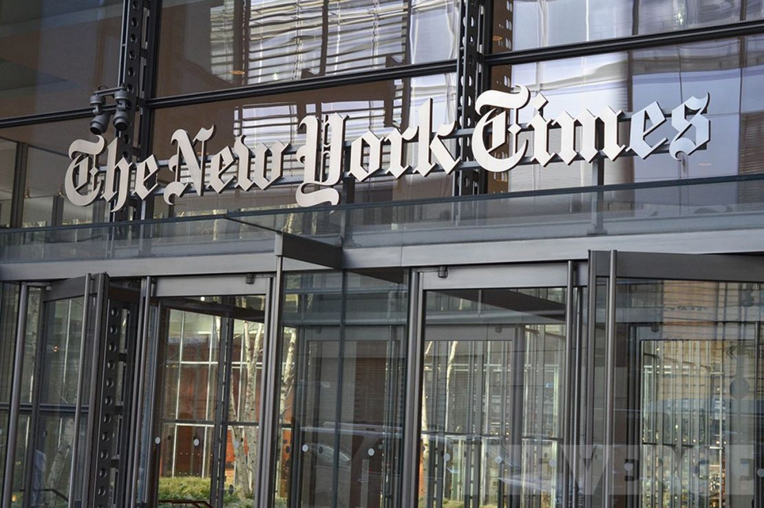 The New York Times hq (1020)