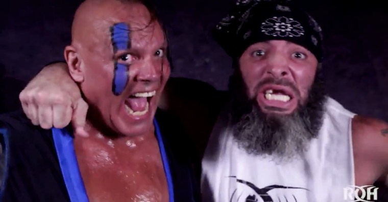ROH Wrestling recap: Mark Briscoe finds groove with new partner