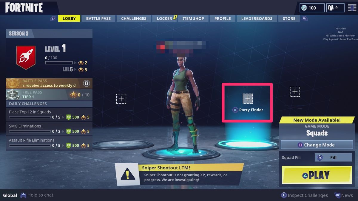 Fortnite Cross Platform Crossplay Guide For PC PS4 Xbox