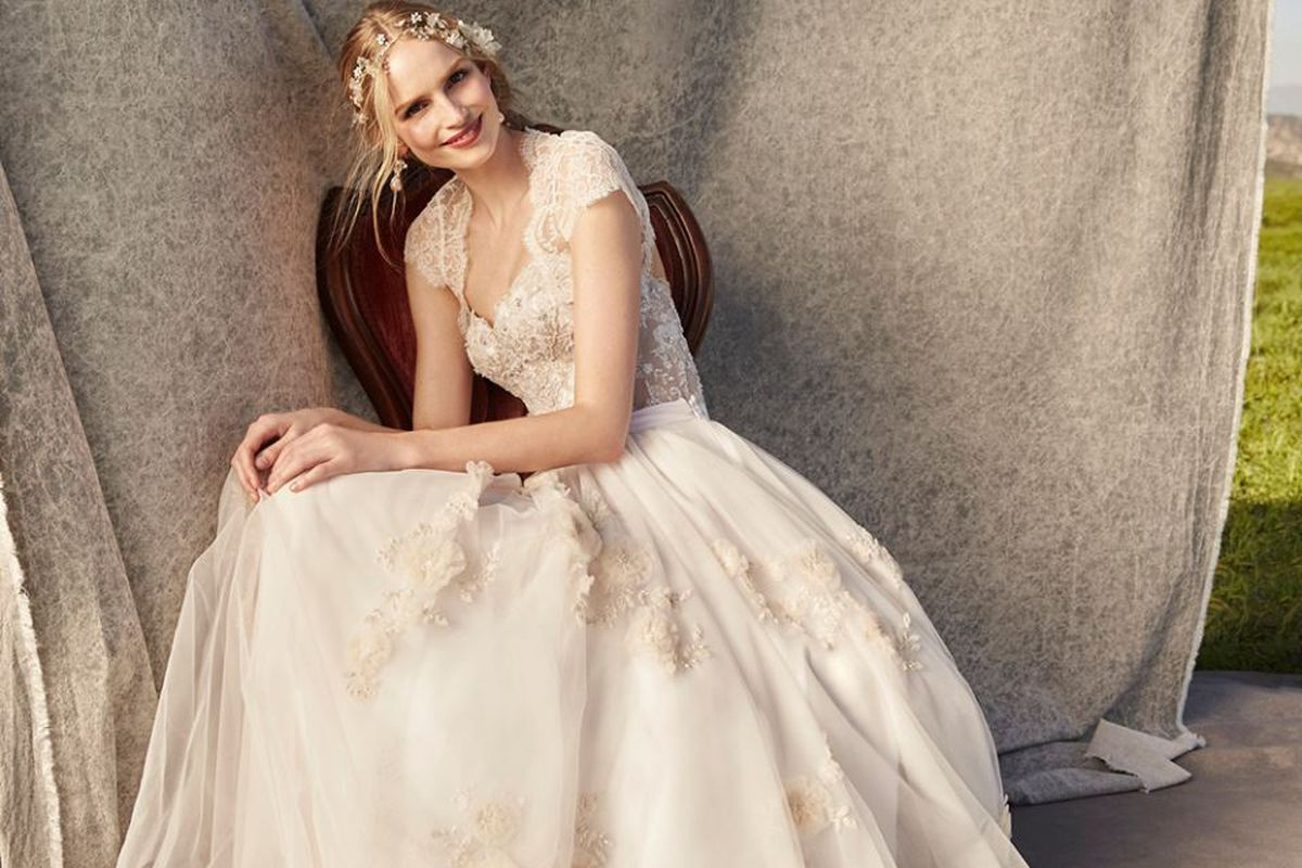 Build Your Own Bridal Gown With BHLDN's Wedding Separates