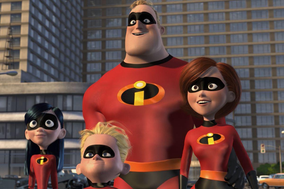 Incredibles 2 Pixar's Superhero Sequel Just Made Box