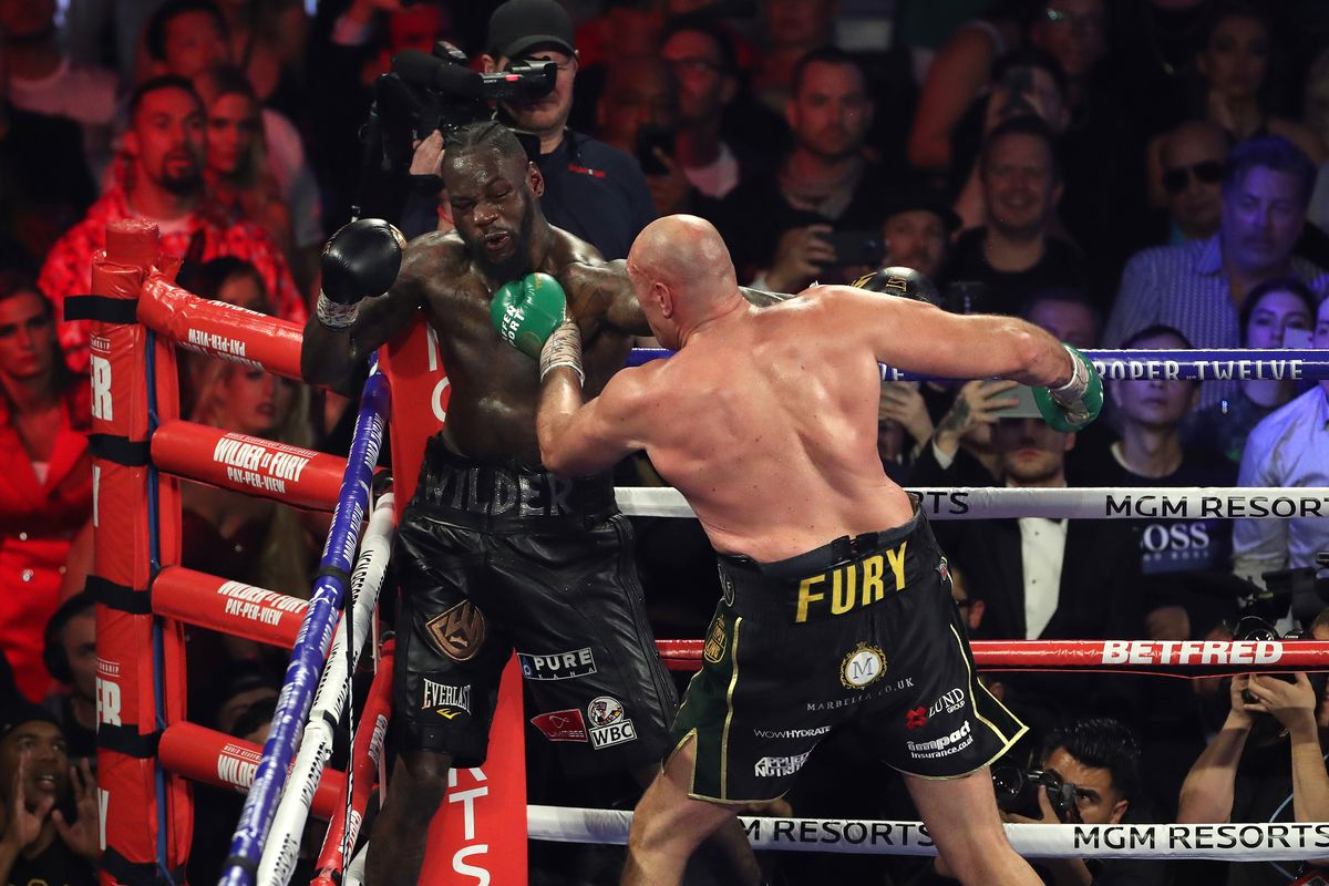 Get set for the conclusion of the trilogy with the latest news and interviews as we count down to tyson fury vs deontay wilder, available on bt sport. Wilder-Fury III, Plunking the Astros, and the Genius