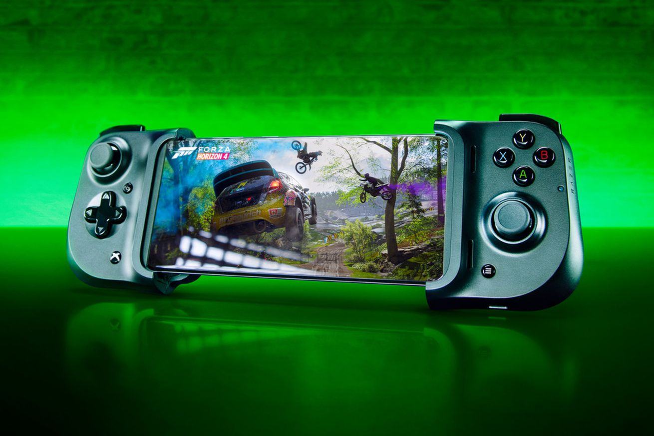 Razer's new xCloud-ready Kishi controller adds Xbox buttons for a  premium