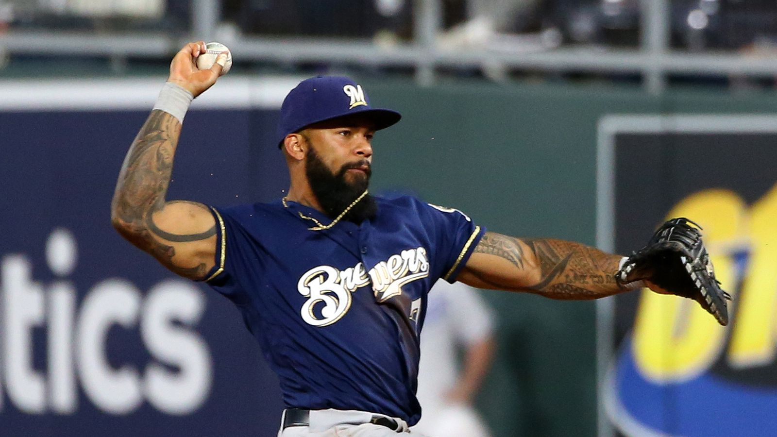 No More Beard To Fear On Thames Brew Crew Ball