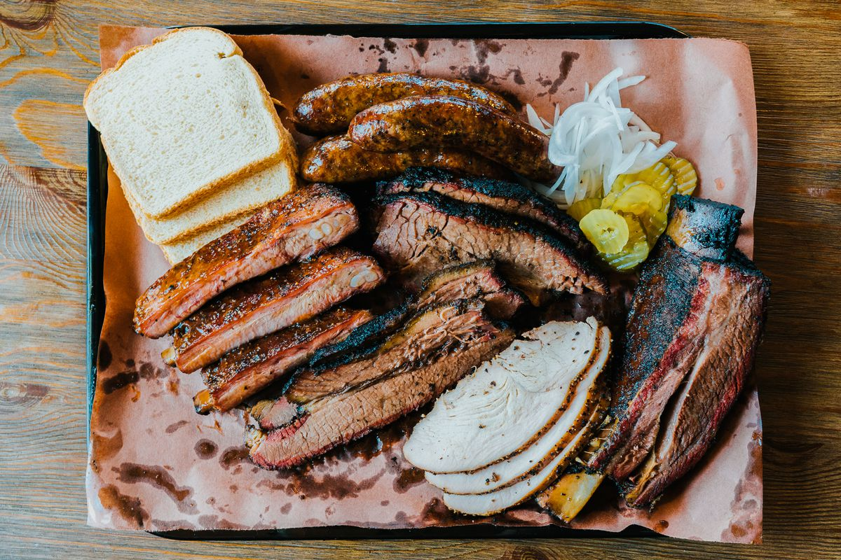 horn barbecue opening permanent