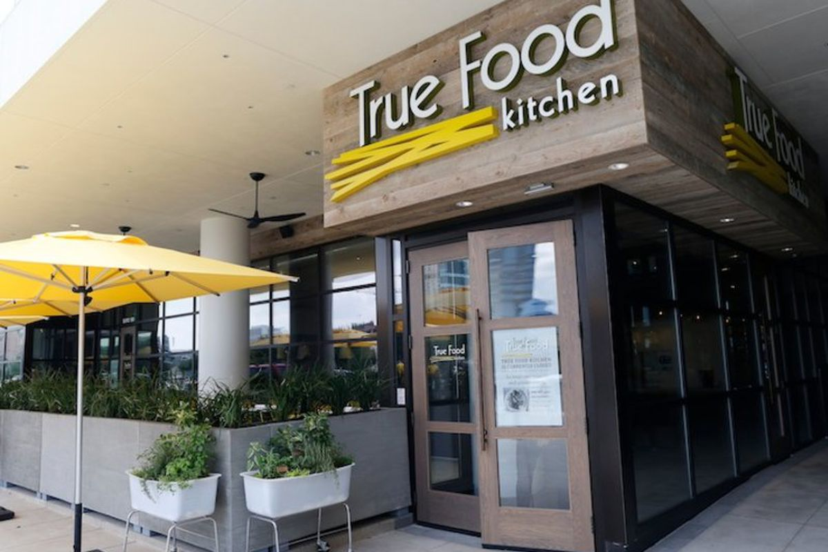 Health Food Chain True Food Kitchen to Push Superfoods in