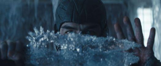 JOE TASLIM as Sub-Zero/Bi-Han in Mortal Kombat (2021)