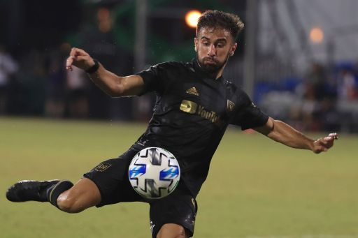 LAFC's Diego Rossi makes history, again, with his five-goal ...