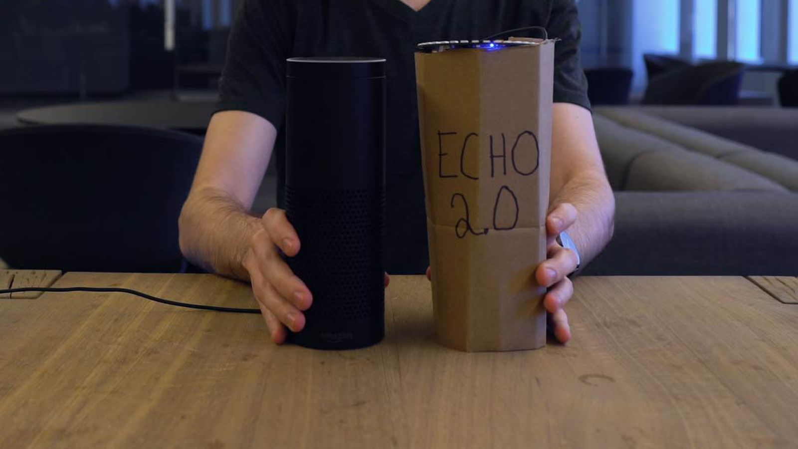 Heres how to make a DIY Amazon Echo  The Verge